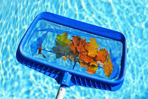 Heavy Duty Leaf Rake Mesh Frame Net Skimmer Cleaner Swimming Pool Spa ToolERG