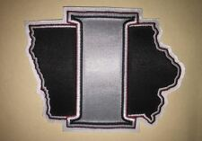 Rare Iowa Chops AHL Hockey Jersey Shoulder Patch Crest A
