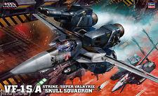 Hasegawa MC03 1/48 Macross Model VF-1S/A Strike/Super Valkyrie Skull Squadron