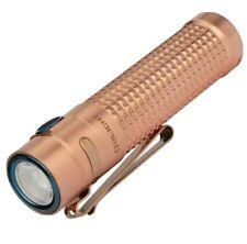 OLIGHT S2R Baton II CU 1150 Lumen EDC Raw Copper Flashlight Limited Eddition