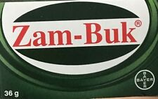 ZAMBUK Ointment Balm HERBAL 2 x 36g Tins - Pain Relief - Insect Bites - Massage