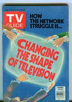 TV Guide Magazine April 22-28 1978 The Network Struggle VG 050916jhe