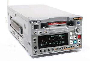 Panasonic AJ-HD1400P Compact DVCPRO HD VTR VideoTape Recorder