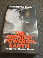 The Greatest Power on Earth: The International Race for Nuclear Supremacy, Very