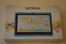 """BRAND NEW NORIA CHROMO INC. ANDROID TABLET 7"""" 16:9 HD DISPLAY"""