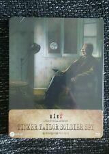 TINKER TAILOR SOLDIER SPY DAME KÖNIG AS SPION PLAIN ARCHIVE Quaterslip STEELBOOK
