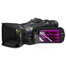 atFoliX Glass Protector voor Canon Legria GX10 9H Beschermend pantser