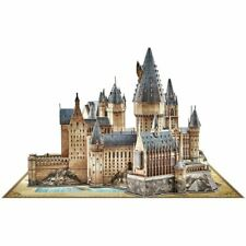 Brand New Harry Potter 4D Cityscape 3D Hogwarts Great Hall & Tower Puzzle