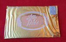 50's Designer Lilly Dache Nylon Stockings sz 10 1/2 Seamless Sheer Dache Rose