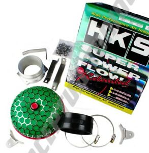 HKS Super Power Flow Reloaded Induction Filter Kit - For WC34 Stagea S2 RB25DET