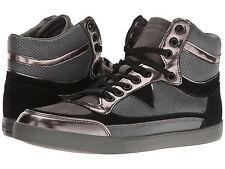Guess Men's Jex Sneaker, Dark Gray, Size 11M, New in Box