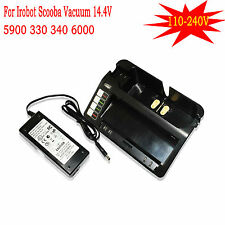 Battery Charger For Irobot Roomba 400, 500, 600, 700, Scooba Robotic 5900 Vacuum
