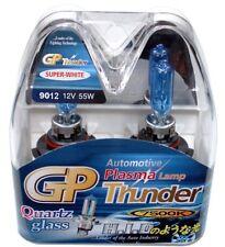 GP THUNDER 7500K 9012 9012LL HIR2 PX22D White Light Bulb Headlamp for Dodge Fiat