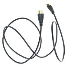 ABLEGRID Mini HDMI AV TV Cable Cord for Panasonic Lumix Camera DMC-ZS25 DMC-TZ35