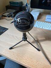 Blue Microphones Snowball Ice Condenser Microphone - Black