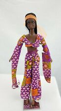 VINTAGE LIVE ACTION CHRISTIE African American Barbie Doll 1971 Mattel Rare- WOW!