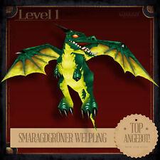 Smaragdgrüner Welpling | Emerald Whelpling | World of Warcraft | Haustier