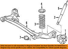 TOYOTA OEM 04-10 Sienna Rear Suspension-Coil Spring 48231AE031