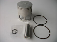 New Yamaha DT125LC RD125 IT125 Piston Kit + RINGS 56.50mm DT 125 LC RD IT +2.00m