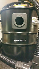 Ash Vacuum cleaner with sucking & blowing function 1200w, 20lt, bagless,