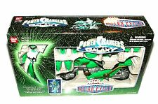 Power Rangers Lost Galaxy _ Green Astro Cycle with Ranger _ (MIB)