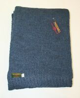 Alpaca Wool Mix Chunky Knitted Blankets Throws, Tweedmill British, Many Colours
