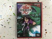 BAKUGAN BATTLE BRAWLERS DVD TEMPORADA 1 VOLUMEN 3