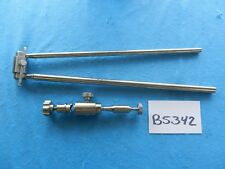 Mediflex Surgical Universal Long Reach Swivel Bar With Instrument Holder