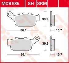 Bremsbelag Honda NC 700 X RC63A Bj. 2012 TRW Lucas MCB585SH