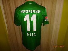 "Werder Bremen Nike Trikot 2012/13 ""ohne Hauptsponsor"" + Nr.11 Elia Gr.S- M TOP"