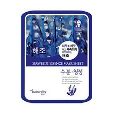 Natureby Seaweeds Clear and Clean Essence Mask Sheet 1pcs K-Beauty K-Cosmetic