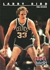 Larry Bird Rookie Basketball Cards For Sale Ebay