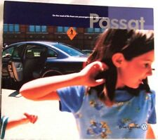 2001 01 VW Passat  oiginal sales brochure MINT