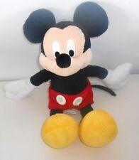 Disney Store Original - MICKEY MOUSE - 11 Inch Plush Toy  (W34)