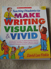 Teacher Resource Book TEACHING STUDENTS TO MAKE WRITING VISUAL AND VIVID BNSC