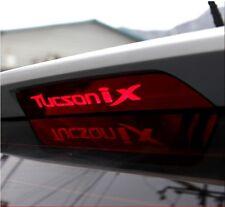Rear Spoiler Auxiliary Stop Lamp Mask Moulding For 2011~2014 Hyundai Tucson IX35