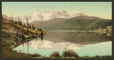 Trout Lake Colorado A4 Photo Print