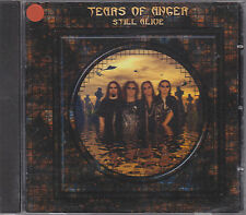 TEARS OF ANGER - still alive CD