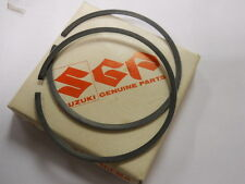 Suzuki NOS RM125A, 1976, RING SET,  std. P/N  12140-41320  S64