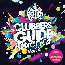 Ministry of Sound: America - Clubbers Guide 2 Clubbers Guide America MUSIC CD