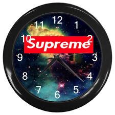 New supreme Galaxy Logo Wall clock