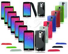 Fundas y carcasas Para LG Spirit de silicona/goma para teléfonos móviles y PDAs