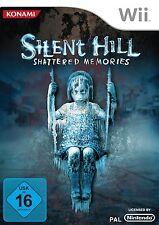 Nintendo Wii Spiel ***** Silent Hill Shattered Memories *****************NEU*NEW