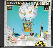 KINDEREN VOOR KINDEREN - Deel 8 CD Album 15TR VARAGram 1987 HOLLAND RARE!!