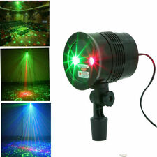 Mini LED Laser Fairy Projection Light Outdoor Projector Xmas Party Garden Lamp