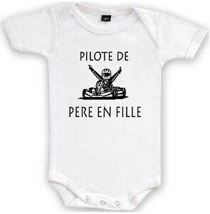 BODY FILLE PILOTE DE PÈRE EN FILLE