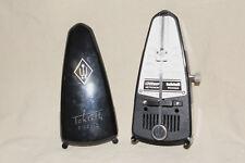 WITTNER TAKTELL PICCOLO METRONOME BLACK EUC 7712