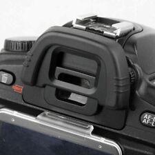 Black DK-21 Rubber EyeCup Eyepiece For Nikon D7100 D7000 D300 D80 D90 D600 D750