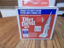 New open box Dirt Devil HEPA Filter Genuine Replacement 3860057000 Vision Lite