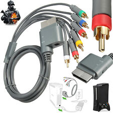 3M Gold Plated HD 6 RCA AV Video Phono Component Optical HDTV Cable For Xbox 360